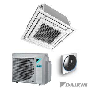 """Daikin FFA50A9+RXM50R – """"Fully Flat"""" Cassette-unit – 5,0 kW"""