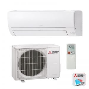 Mitsubishi Electric WSH-HR25i – Wand-unit – 2,5 kW