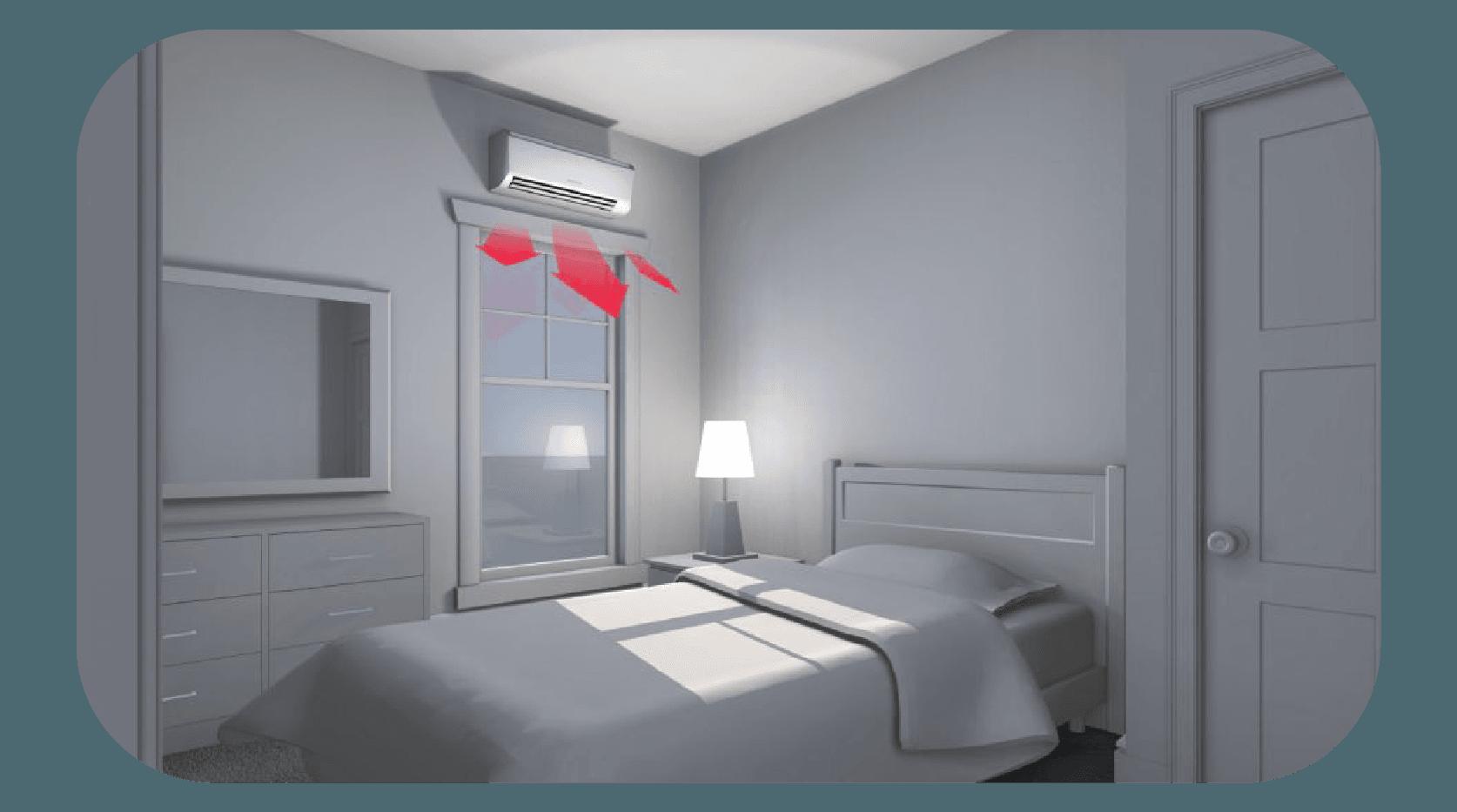 Mitsubishi Electric heating