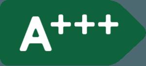 Groen Energielabel A+++