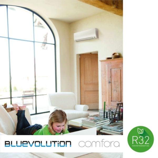 Daikin-Bluevolution-Comfora-FXTP-Wand-unit