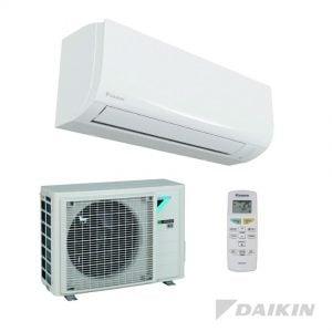 Daikin FTXF25A+RXF25A – Wand-unit – 2,5 kW