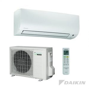 Daikin FTXP25M+RXP25M – Wand-unit – 2,5 kW