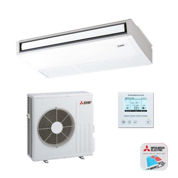 Mitsubishi plafond-unit Airconditioning