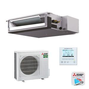 Mitsubishi Electric SSH-M50i – Kanaal-unit – 5,1 kW