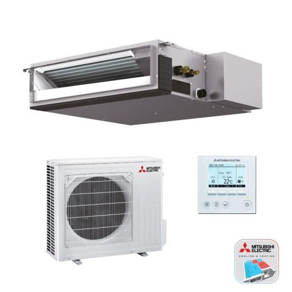 Mitsubishi Electric Airconditioning kanaal-unit
