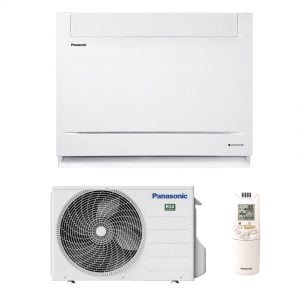 Panasonic KIT-Z35-UFE – Vloer-unit – 3,5 kW