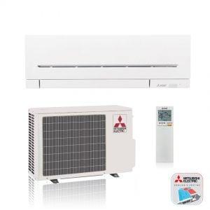 Mitsubishi Electric WSH-AP25WI – Wand-unit – 2,5 kW