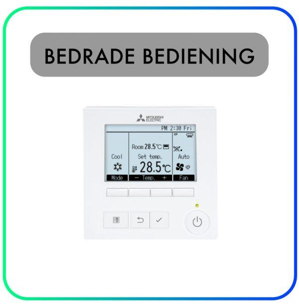 Bedrade-bediening-PAR-40-MAA-Mitsubishi-Electric