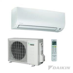 Daikin FTXP20M+RXP20M – Wand-unit – 2,0 kW