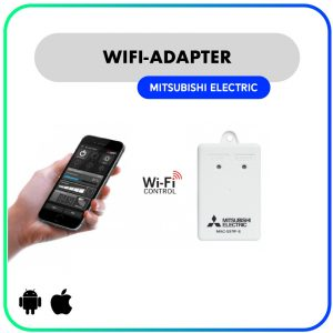 WiFi-adapter Mitsubishi Electric