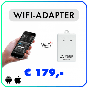 WiFi-adapter Mitsubishi Electric