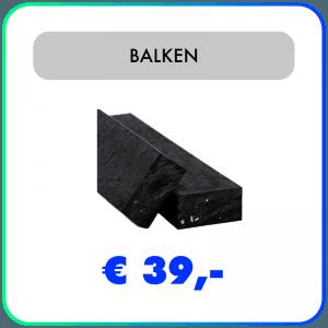 Aircobase balken recycled – 900 x 100 x 50mm (set van 2)