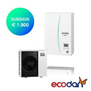 Mitsubishi Electric PHR75YA met Hydrobox – Lucht-water warmtepomp – 7,1 kW