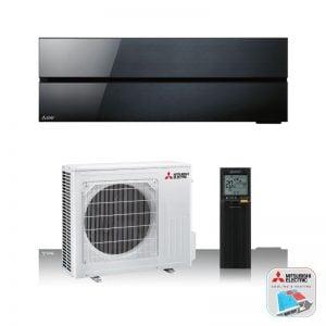 Mitsubishi Electric WSH-LN60i – Wand-unit – 6,0 kW – Onyx black