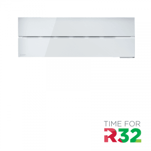 Mitsubishi Electric MSZ-LN35 VGW – Wand-unit – 3,5 kW – Solid white – Exclusief buiten-unit
