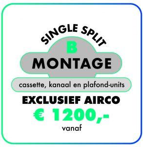 Montage-Single-split-B-airconditioning-123klimaatshop.nl