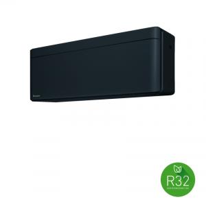 Daikin – Stylish – FTXA35BB+RXA35A – Wand-unit – 3,5 kW – Zwart