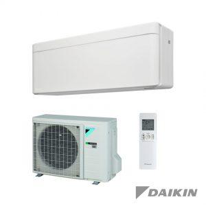 Daikin – Stylish – FTXA25AW+RXA25A – Wand-unit – 2,5 kW