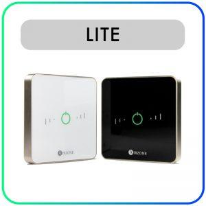 Lite (eenvoudig) – Zonethermostaat AZCE6LITE (bedraad/draadloos) Airzone
