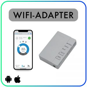 WiFi-adapter Daikin – BRP069A42