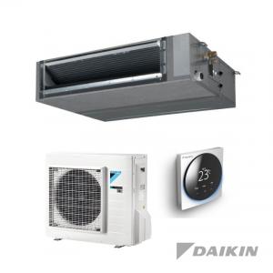 Daikin FDXM25F9+RXM25N9 – Kanaal-unit – 2,5 kW