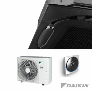Daikin FCAHG71H+RZAG71NV/NY1 Cassette-unit – 7,1 kW – Standaardpaneel zwart