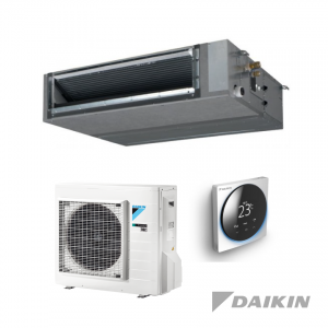 Daikin FDXM50F9+RXM50N9 – Kanaal-unit – 5,0 kW