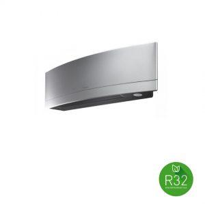 Daikin FTXJ20MS – Wand-unit – 2,0 kW – Exclusief buiten-unit – Zilver