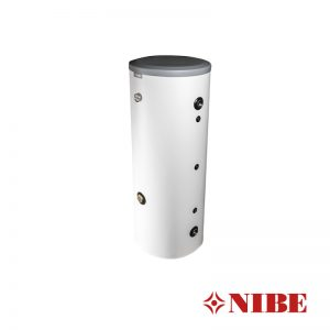 Nibe – UKV – Buffervat – 40/100/200/300/500 liter
