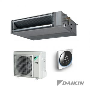 Daikin FBA60A9+RXM60N9 – Multizonekit – Kanaal-unit – 6,0 kW