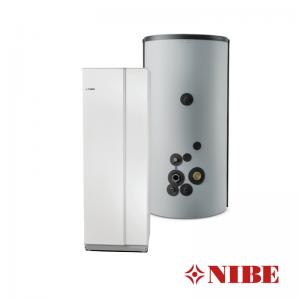 Nibe – VPB/VPBS – Boilervat – 200/300/500/750/1000 liter