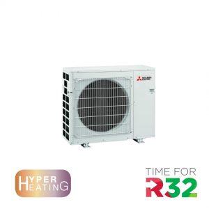 Mitsubishi Electric MXZ-2F53 VFHZ – Hyper Heating – Buiten-unit – Exclusief binnen-unit