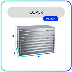 Evolar  Cover – Medium – Grijs
