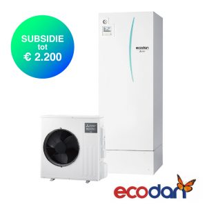 Mitsubishi Electric SCR-M60V-300D – Lucht-water warmtepomp – 6,0 kW