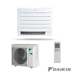 Daikin FVXM35A+RXM35R – Vloer-unit – 3,5 kW – Met Beat Boost