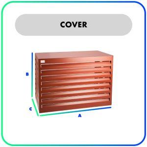 Evolar  Cover – Medium – Steenrood
