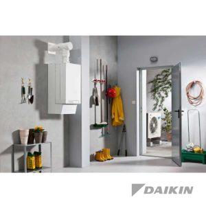 Daikin Altherma R Hybride EHYHBH08AV32 + EVLQ08CV3 – Lucht-water warmtepomp – 7,4 kW