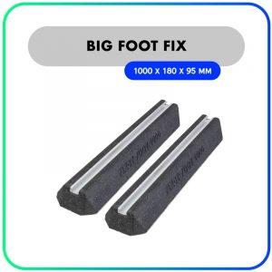 Big Foot Fix-it balken rubber – 1000 x 180 x 95mm – (set van 2)