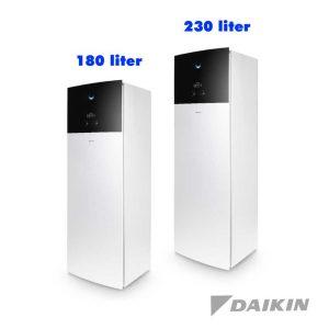 Daikin Altherma 3 – EHVX08S18E9W + ERGA06EV – Lucht-water warmtepomp – 6,0 kW