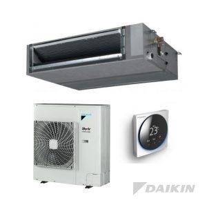 Daikin FBA100A+RZASG100MY – Multizonekit – Kanaal-unit – 10,0 kW (Exclusief plenum)